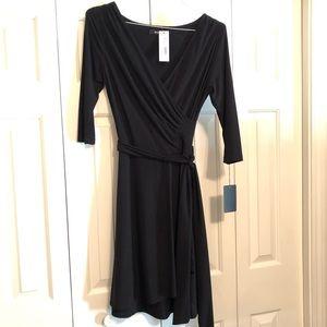 41 Hawthorn faux wrap dress NWT
